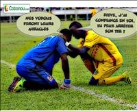 Eliminatoire CHAN 2018 :Bénin-Togo.