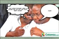 Affaire de politique à Cotonou