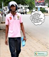 Port obligatoire du casque au Bénin