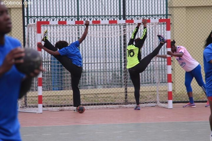 11 mes jeux africains handball f minin pr paration des lionnes indomptables acotonou photos. Black Bedroom Furniture Sets. Home Design Ideas