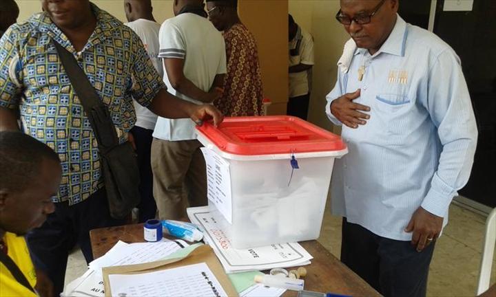 Pr sidentielle au b nin les lecteurs aux urnes - Remuneration bureau de vote ...