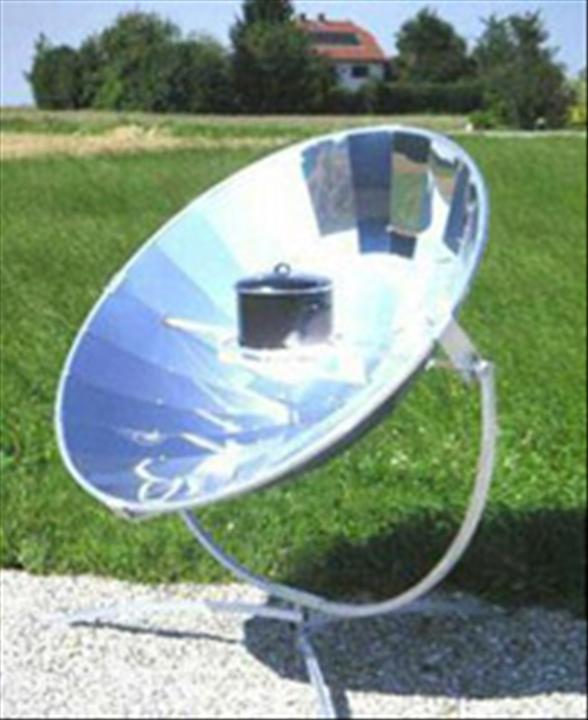 Fabrication de fourneaux gaz un secteur plein d avenir for Miroir solaire parabolique