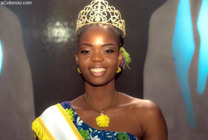 Miss Bénin 2018 : Christelle Lougbégnon, la plus belle ...