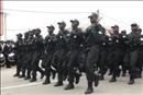 Indépendance: la préfecture innove avec le défilé des commandos sur le boulevard du cinquantenaire à Porto-Novo (ABP)